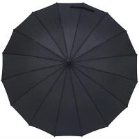 16 ribs umbrella surface
