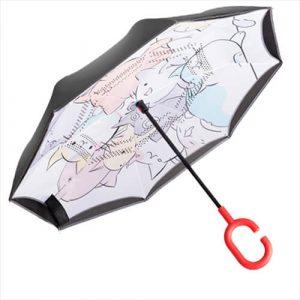 19- Kids Inverted Umbrella Upside Down Umbrella 10