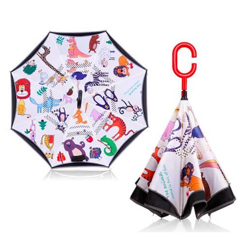 19- Kids Inverted Umbrella Upside Down Umbrella23