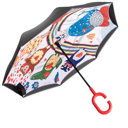 19- Kids Inverted Umbrella Upside Down Umbrella3