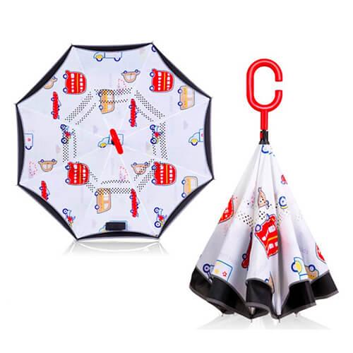 19- Kids Inverted Umbrella Upside Down Umbrella34
