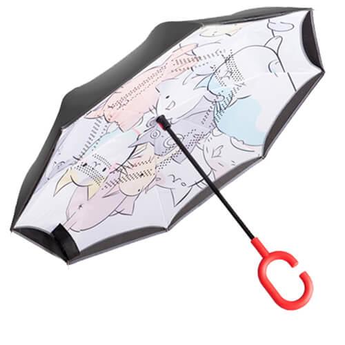19- Kids Inverted Umbrella Upside Down Umbrella8