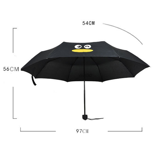 3 Foldable Umbrella With Manual Open Style1