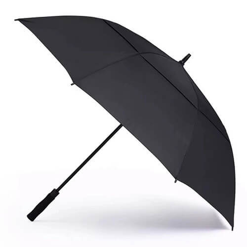 30 Inches Double Layers Fabric Vent Golf Umbrella4