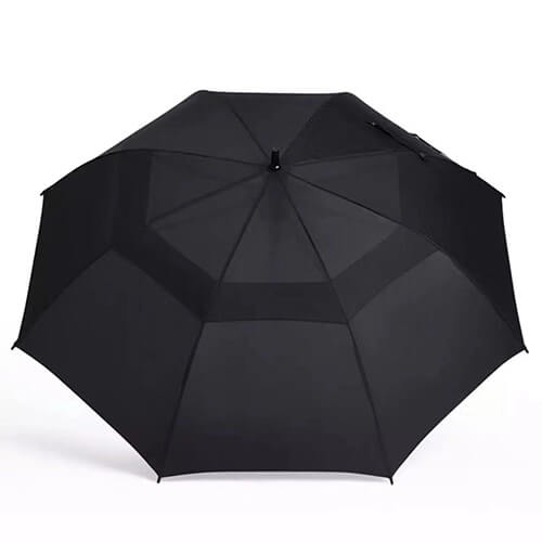 30 Inches Double Layers Fabric Vent Golf Umbrella5