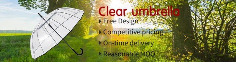 CLEAR-UMBRELLA