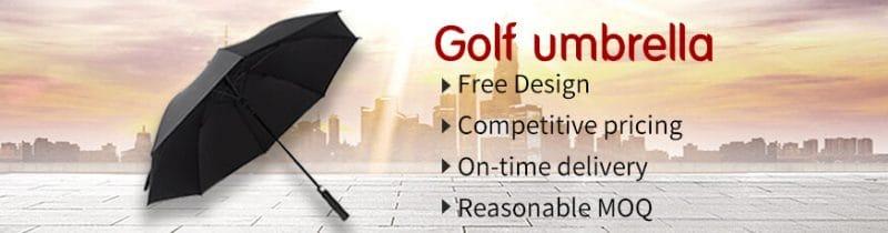 Golf-umbrellas