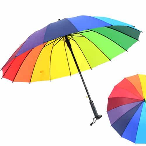 Multi-colour-Rainbow-Umbrella-Sun-Rain-Windproof-With-Straight-Handle-1-1