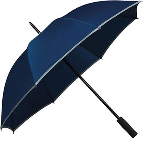 Navy-Hi-Viz-Umbrella