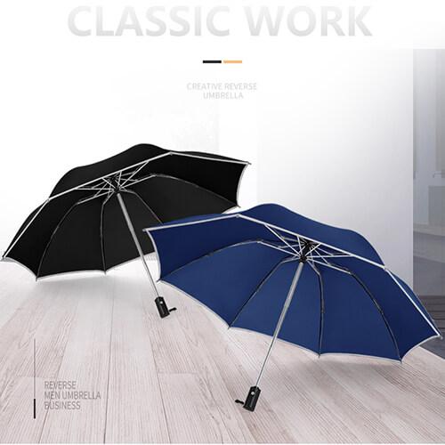 Reverse Folding Umbrella With Automatic Open Close