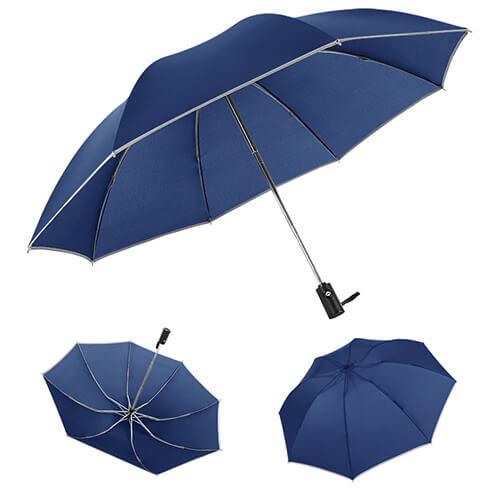 Reverse Folding Umbrella With Automatic Open Close 3