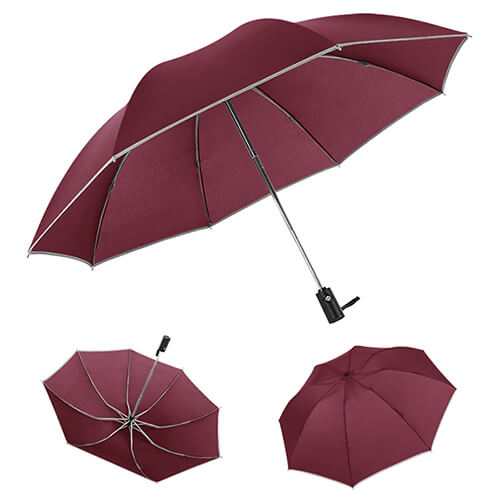 Reverse Folding Umbrella With Automatic Open Close 4