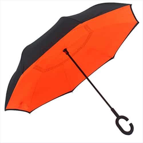 Solid-Color-Free-Hands-Reverse-Umbrella-10