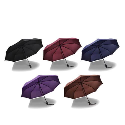 Umbrella Automatic Open Close Rain Repellent Fabric 2