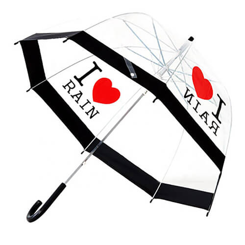 clear dome umbrella wholesale from China