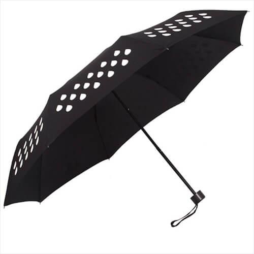 _magic umbrella change color when wet umbrella 10