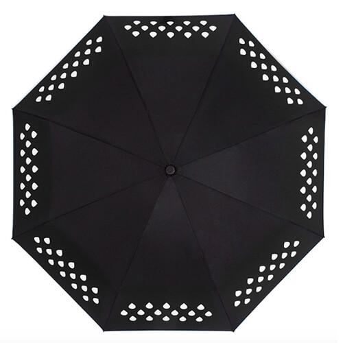 magic umbrella change color when wet umbrella 3