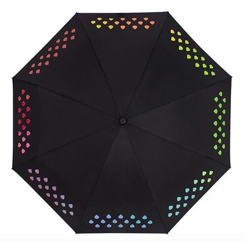 magic umbrella change color when wet umbrella4